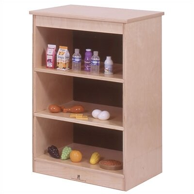 Steffy Wood Products Toddler Refrigerator