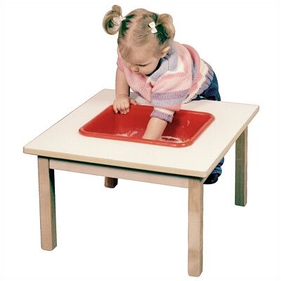 Steffy Toddler Small Sand And Water Table