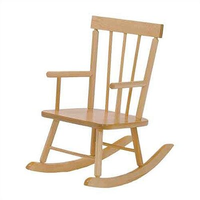 Steffy Wood Products Children's Rocking Chair