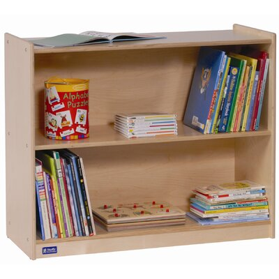 Steffy Wood Products Narrow 2 Shelf Storage