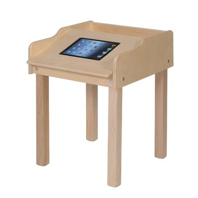 Steffy Wood Products Single Station Technology Table