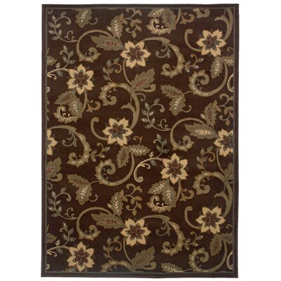 Boylston Industries Carlton Brown/Ivory Rug