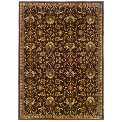 Boylston Industries Carlton Brown/Beige Rug