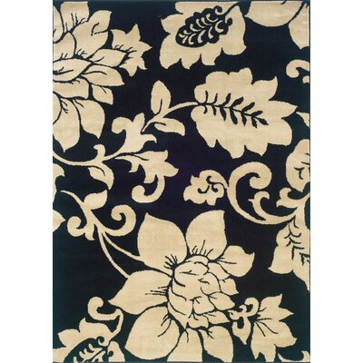 Boylston Industries Marion Black/Ivory Rug