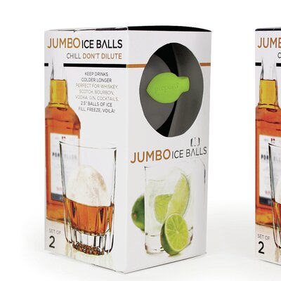 Prepara Jumbo Ice Ball (Set of 2)