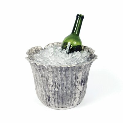 Star Home Jardin Poppy Wine Cooler and Ice Bucket
