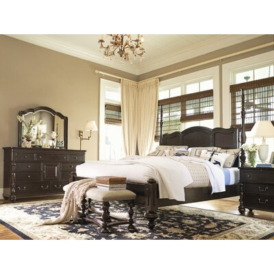 Paula Deen Home Savannah Four Poster Bedroom Collection