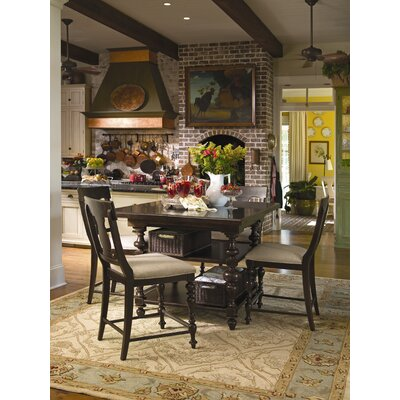 Paula Deen Home Sweet Tea 5 Piece Counter Height Dining Set