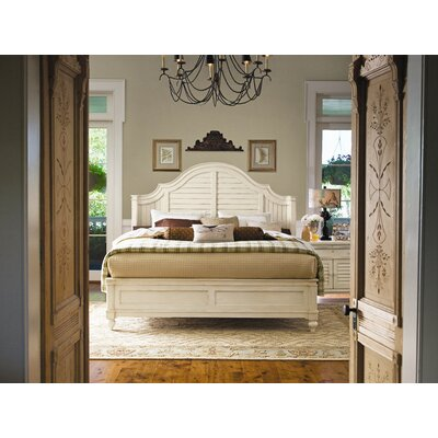 Paula Deen Home Steel Magnolia Wingback Bedroom Collection