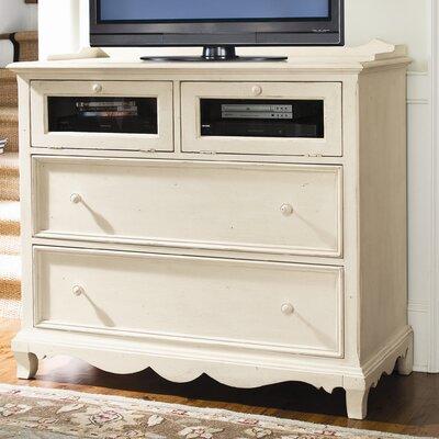 Price Paula Deen Home Steel Magnolia 46 Quot Tv Stand Nahoo Go