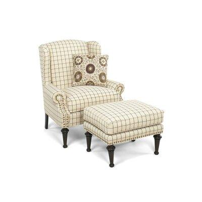 Paula Deen Home Merchant Vegas Wing Chair
