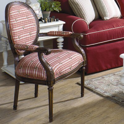Paula Deen Home Picardy Fabric Side Chair