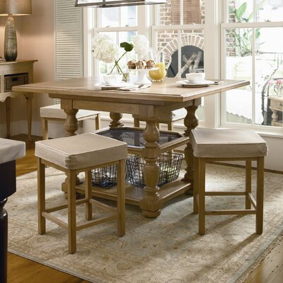 Down Home 5 Piece Counter Height Dining Set