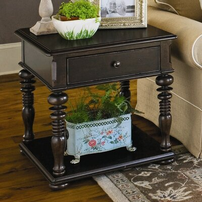 Paula Deen Home Sweet Tea End Table