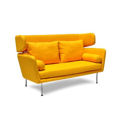 International Design USA Tribeca Winged Sofa