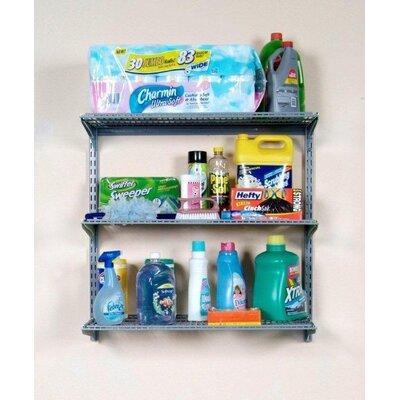Storability Wall Mount Shelving Unit
