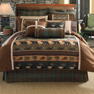 Croscill Home Fashions Caribou Bedding Collection