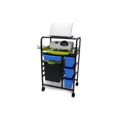 Copernicus Tech Cruiser Cart with 1 Base Tech Tub