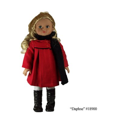 "Molly P. Originals 18"" Daphne Doll"