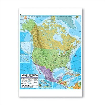 Advanced Political Deskpad - North America