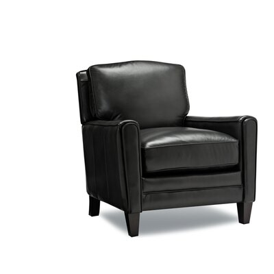 Adams Grain Leather Chair