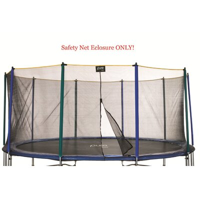 "Pure Fun 5' 5"" Enclosure for 15' Trampoline"