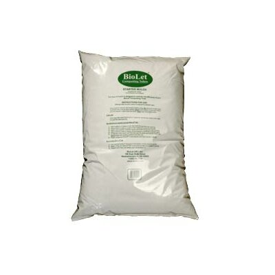 Biolet Compost Starter Mix