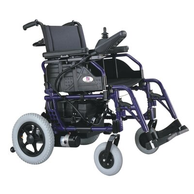 Heartway Escape DX Foldable Power Chair
