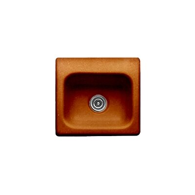 "CorStone Advantage Series 16.5"" x 15.5"" Berkeley Rectangular Self Rimming Prep Bar Sink"