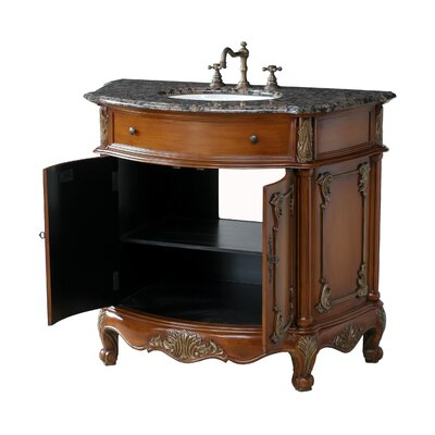 "Stufurhome Juno 40"" Bathroom Vanity"