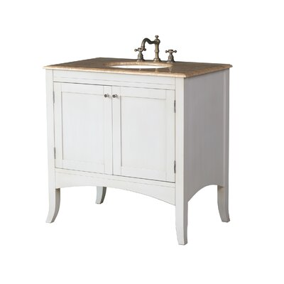 "Stufurhome Alyssa 36"" Bathroom Vanity Set"