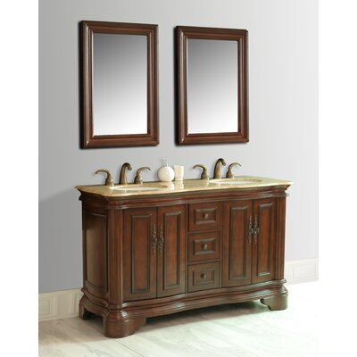 stufurhome moscone 58 double sink bathroom vanity set