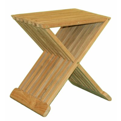Jewels of Java Snack Side Table