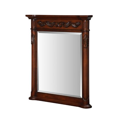 "Xylem 33"" x 30"" Windsor Mirror"