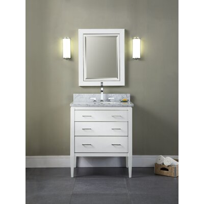 "Xylem Manhattan 30"" Bathroom Vanity Set"