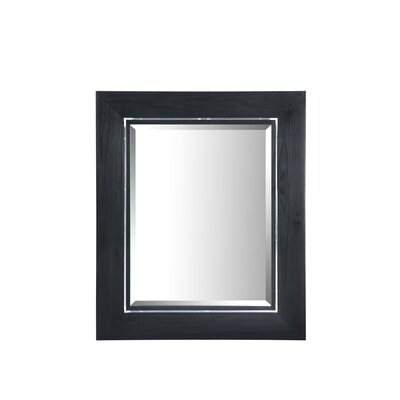 "Xylem Manhattan 25"" x 30"" Wall Mirror"