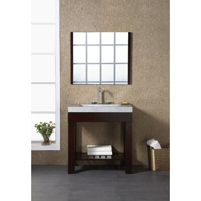 "Xylem Europa 30"" Bathroom Vanity Set"