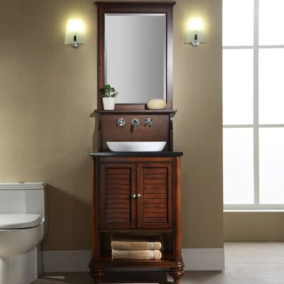 Islander 24quot; Single Bathroom Vanity Set  Wayfair