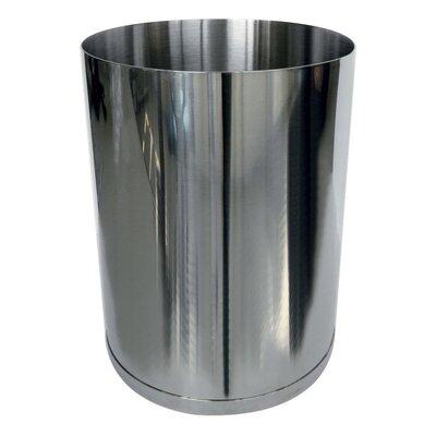 Gedy by Nameeks Vesta 1.74-Gal Waste Basket