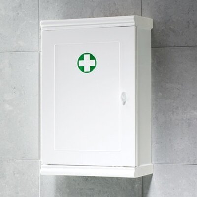 """Gedy by Nameeks Lilliput 9.8"""" x 15.6"""" Surface Mounted Medicine Cabinet"""