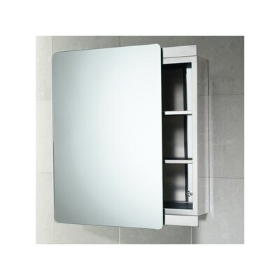 "Gedy by Nameeks Kora 18.11"" x 25.98"" Surface Mounted Medicine Cabinet"