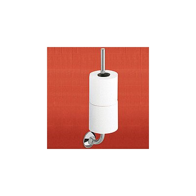 Gedy by Nameeks Ascot Wall Mounted Double Toilet Paper Holder