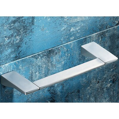 "Gedy by Nameeks Glamour 11.81"" Towel Bar in Chrome"
