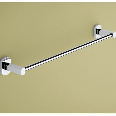 "Gedy by Nameeks Edera 17.72"" Towel Bar in Chrome"