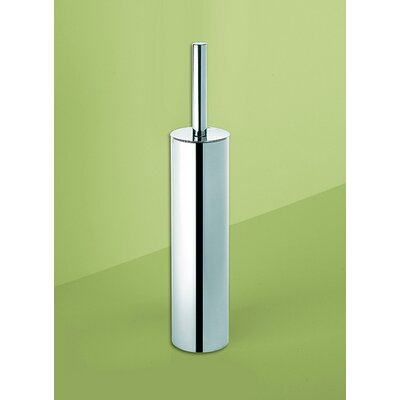 Gedy by Nameeks Edera Toilet Brush Holder in Chrome