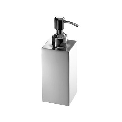 Gedy by Nameeks Nemesia Soap Dispenser in Stainless Steel