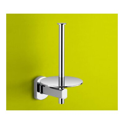 Gedy by Nameeks Edera Spare Toilet Paper Holder in Chrome