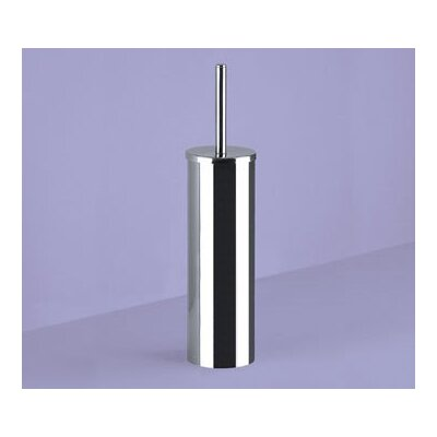 Gedy by Nameeks Felce Toilet Brush Holder in Chrome