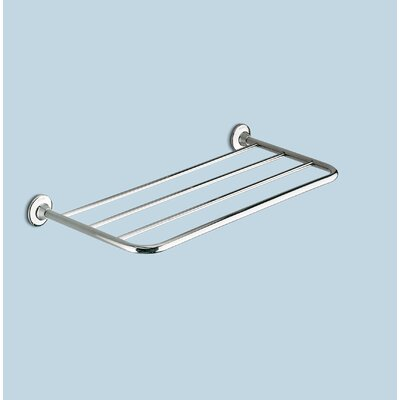 Gedy by Nameeks Ascot Towel Shelf in Chrome
