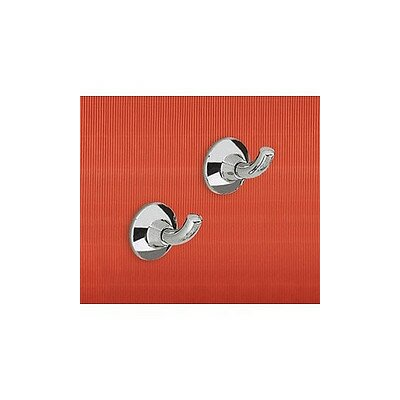 Gedy by Nameeks Ascot Wall Mounted Pair of Hooks